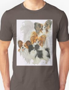 Papillon /Ghost Unisex T-Shirt