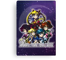 Sailor Moon S Canvas Print