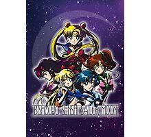 Sailor Moon S Photographic Print