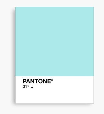 Pantone Canvas Print