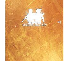 Modern Military Gold by Shobrick