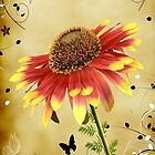 Sunflower or Daisy by LoneAngel