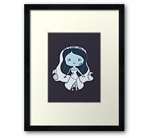 Emily - Lil' Cutie Framed Print