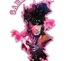 Gambit/Gambler by Omnir