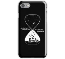 The 100 - Hourglass iPhone Case/Skin