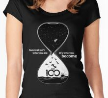 The 100 - Hourglass Women's Fitted Scoop T-Shirt
