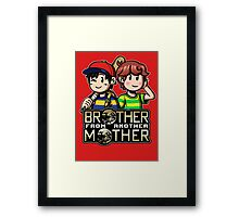 Another MOTHER - Ness & Travis Framed Print