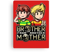 Another MOTHER - Travis & Lucas Canvas Print