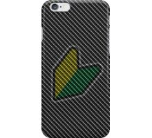 Carbon Soshinoya iPhone Case/Skin