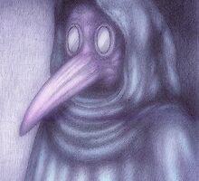 Plague doctor by Indigo46