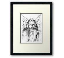 Fairy Bride Framed Print