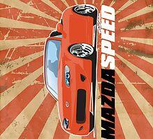 Mazda Speed by JDMSwag
