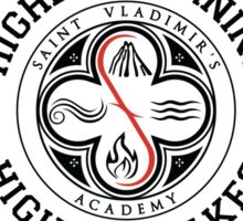 Vampire Academy - Guardian In Training Sticker