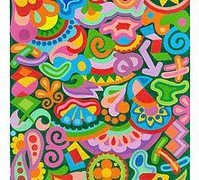 Free Expression 02 - By RainbowArt by RainbowArt