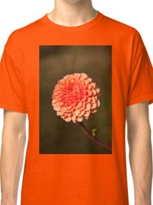 Orange Dahlia in the Halifax Public Gardens Classic T-Shirt