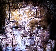 Human cracks by Barry James Roberts