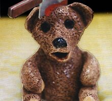 Teddy 5:Axed by Colin Bentham