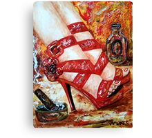 It's the weekend 7 Canvas Print