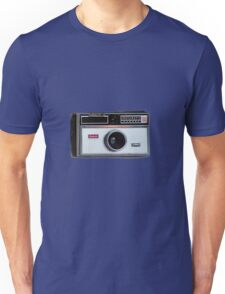 retro camera iphone case Unisex T-Shirt