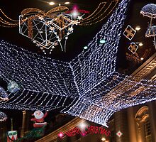 Christmas in London by Neophytos