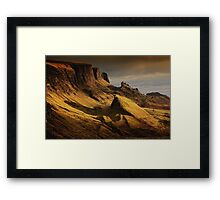 Scotland Framed Print