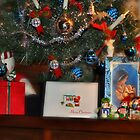 Table Top Christmas Tree by Elaine  Manley
