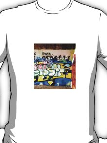 Brooklyn Graffiti 9 T-Shirt