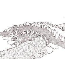 Original ink drawings by Cara Jade Laing by CaraJLaingArt