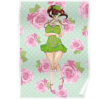 Makoto Kino as Sailor Jupiter Poster