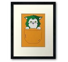 Shintaro Midorima Puppy Framed Print