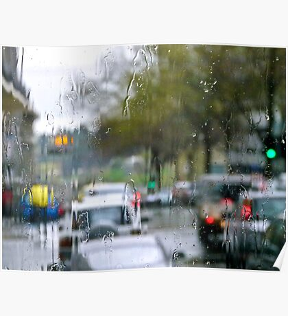 Rainsoaked Poster