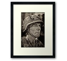 Veterans Day NYC 11/11/11 Framed Print