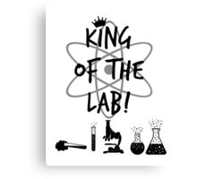 King of the Lab! 2 Canvas Print