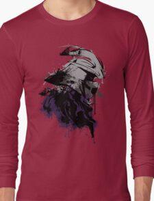 Shredded Long Sleeve T-Shirt