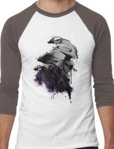 Shredded Men's Baseball ¾ T-Shirt