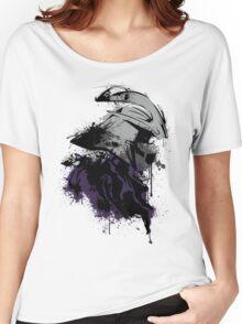 Shredded Women's Relaxed Fit T-Shirt
