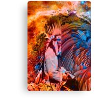 Astral Dreamtime Canvas Print