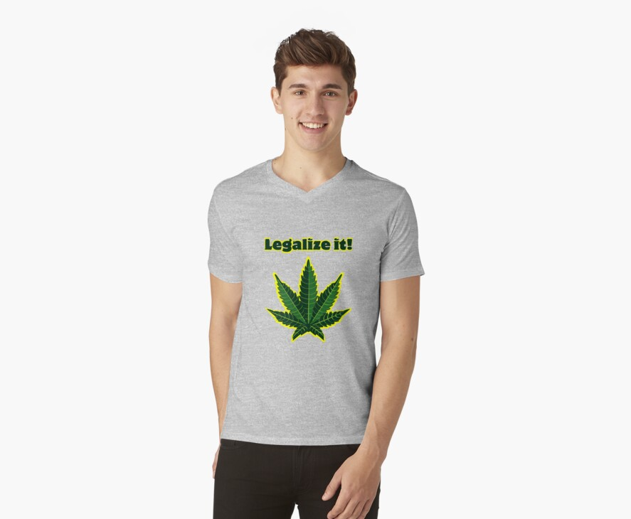 Legalize it! by Ignasi Martin