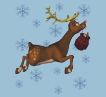 Rudolph the Red Nose Reindeer by LoneAngel