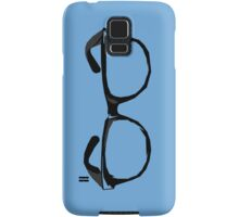 Geek Glasses Samsung Galaxy Case/Skin