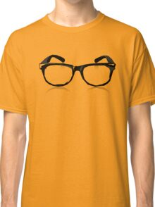 Geek Glasses Classic T-Shirt