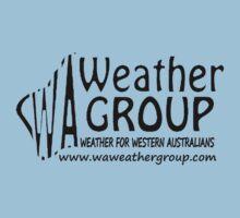 WA Weather Group Sticker  Kids Clothes