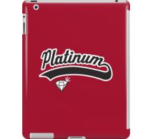 PLATINUM JEWELZ CROSSOVER iPad Case/Skin