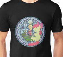 Applebloom Dive into the Heart Unisex T-Shirt