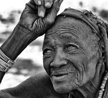 Faces of Namibia by Klaus Brandstaetter