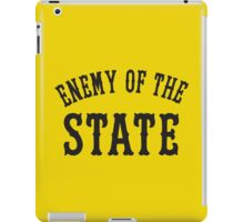 ENEMY OF THE STATE BASKETBALL TEAM CROSSOVER iPad Case/Skin