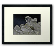 Gypsum Framed Print