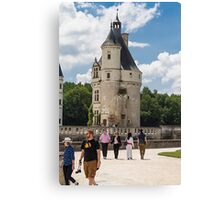 Chateau de Chenonceau, France #10 Canvas Print