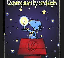 Counting Stars by Candelight  by chinacat65