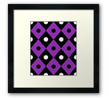 TheSixties looks Framed Print